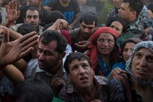 refugiati siria
